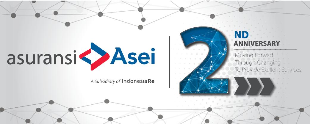 HUT Ke-2 PT Asuransi Asei Indonesia