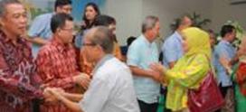 Halal Bi Halal Keluarga Besar PT Asuransi Asei Indonesia dan Indonesia Re