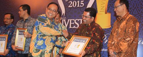 Penghargaan Syariah Terbaik 2015