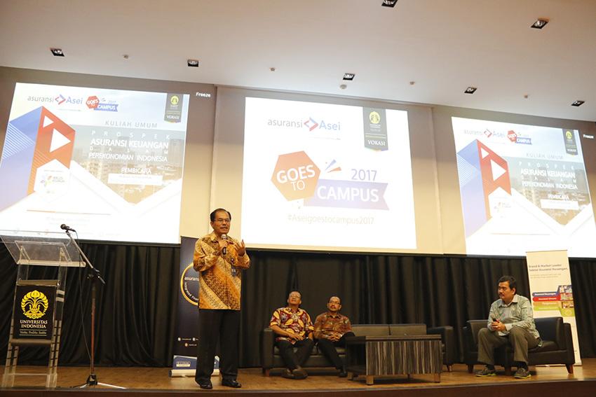 Edukasi Asuransi Prodi Vokasi Universitas Indonesia