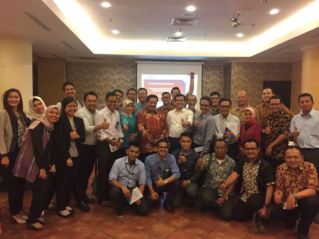 Kerjasama dan Sinergi Asuransi Asei dan BNI untuk pengembangan Trade Finance