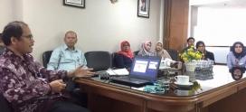 Kunjungan Kerja Plt Dirut Asuransi Asei ke Bandung