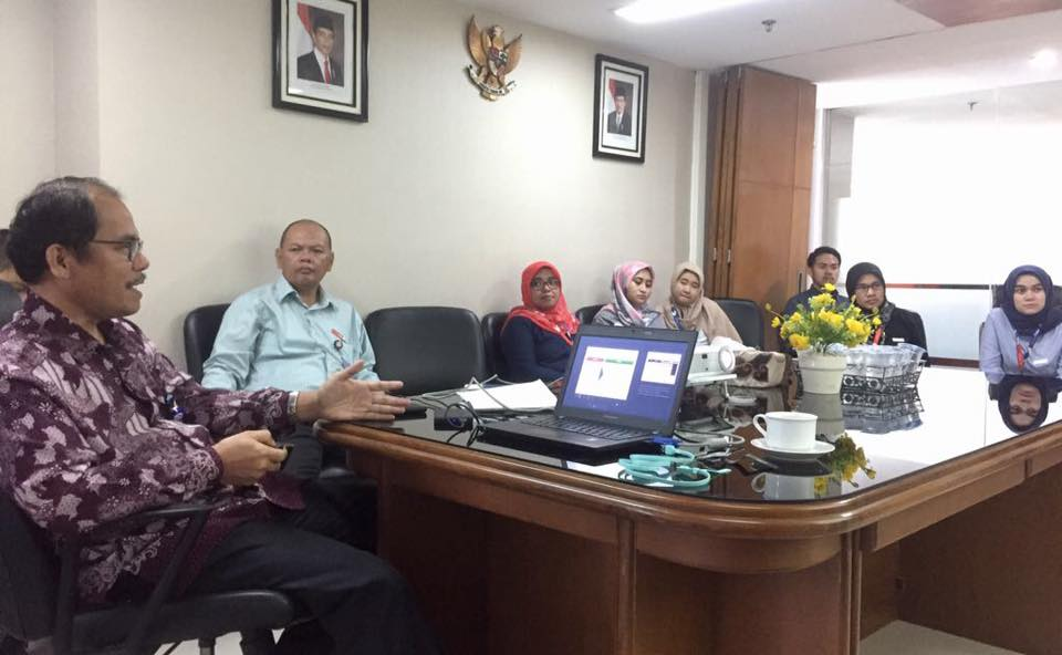 Working Visit of Acting President Director Asuransi Asei to Bandung