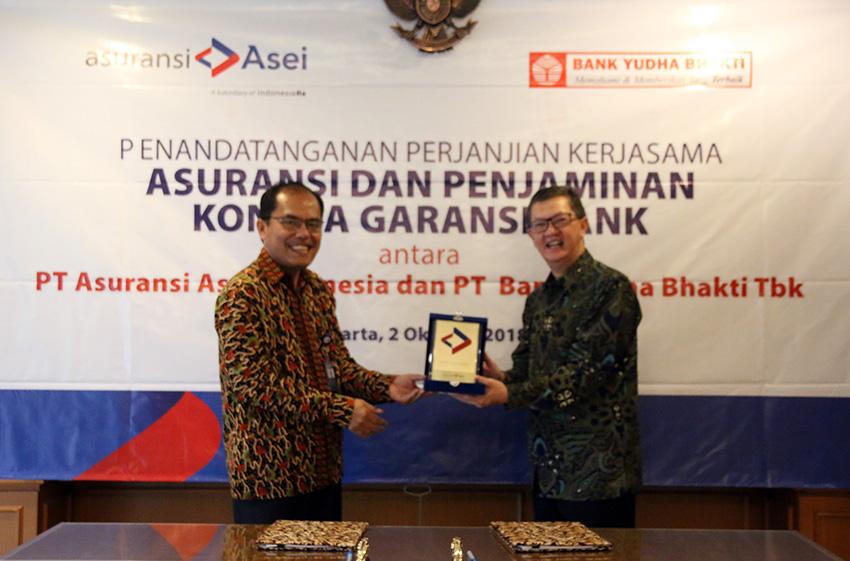 Sinergi Asuransi Asei dan Bank Yudha Bhakti dalam Asuransi dan Penjaminan Bank Garansi