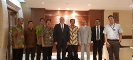 Kunjungan Bisnis ICIEC Ke Kantor Pusat Asuransi Asei