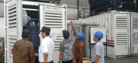 Kunjungan ke PT BMJ, Plt Dirut Asuransi Asei berharap kerjasama yang baik tetap dilanjutkan