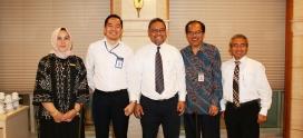 Sertijab Kepala Cabang Utama Jakarta