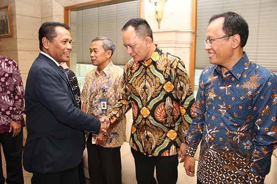 Pisah Sambut Direksi PT Asuransi Asei Indonesia