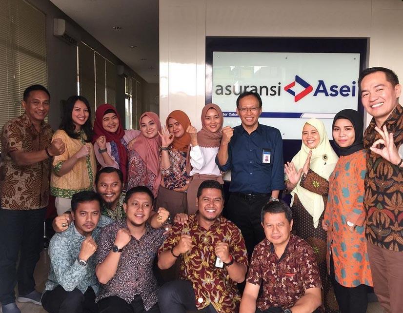Kunjungan & Koordinasi Direktur Utama ke KC Tangerang