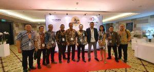 Asei Peserta aktif  dalam Indonesia Rendezvous ke-25