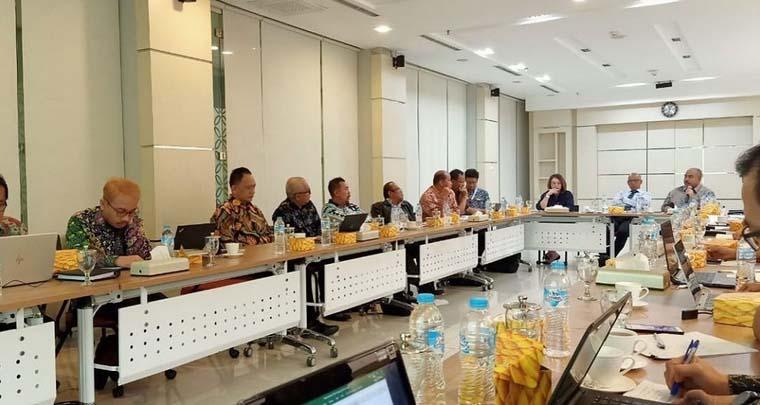 Rapat Evaluasi Kinerja Triwulan III Tahun 2019