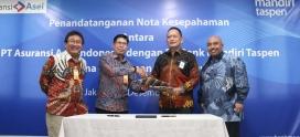 Bank Mantap Gandeng Asei dalam kerjasama Bisnis Asuransi Kecelakaan Diri