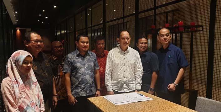 Asuransi Asei  Jalin kerjasama dengan  Bank Pembangunan Daerah Riau Kepri,
