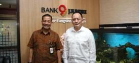 Penandatanganan Kerjasama PT Asuransi Asei Indonesia dengan PT Bank Pembangunan Daerah Jambi.