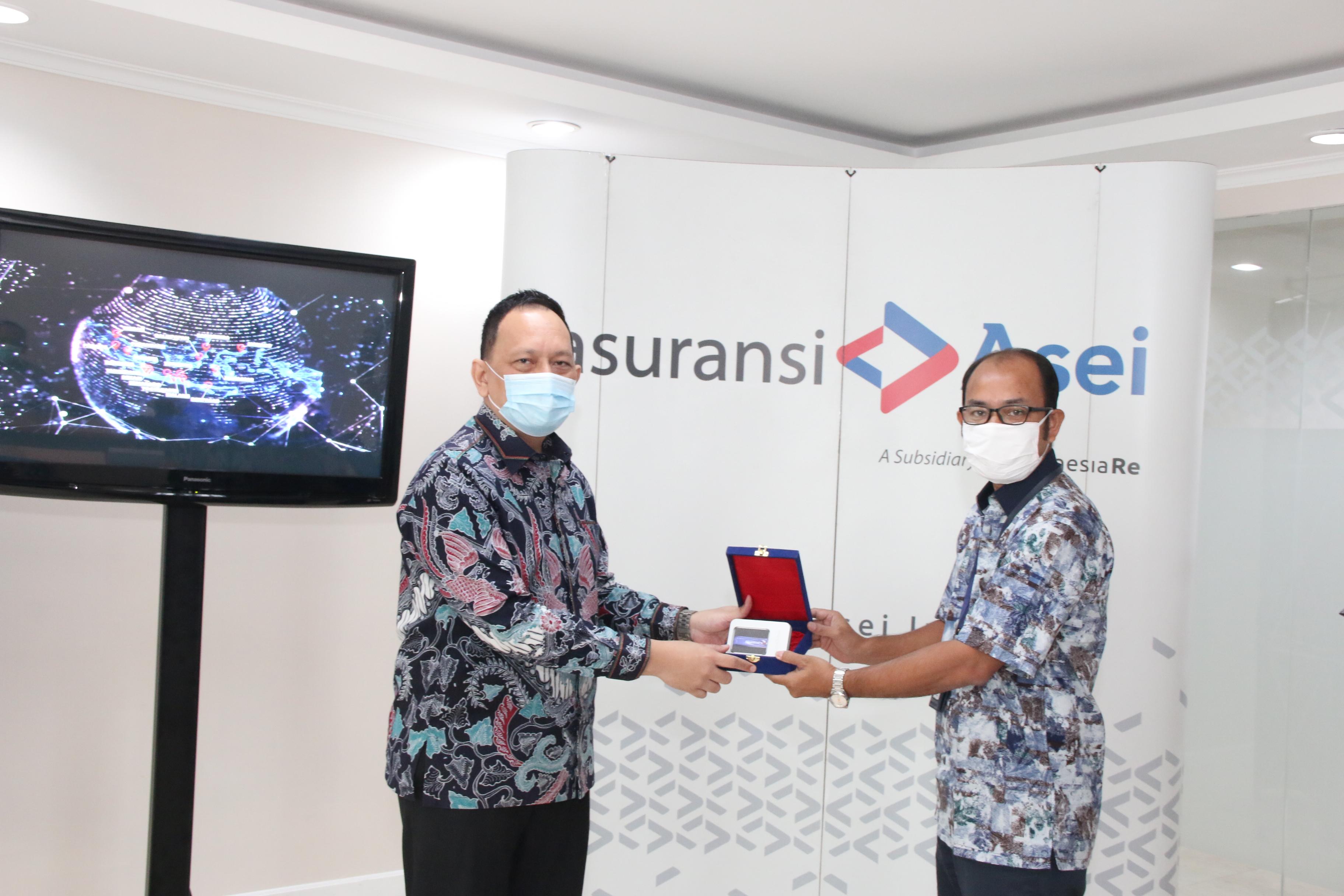 Soft Launching Core Application Asuransi Umum & Syariah